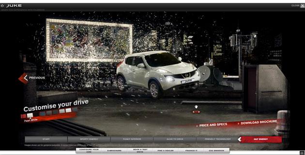 Nissan Juke Experience