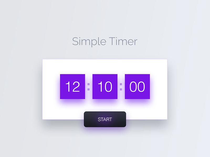 Day-01-[Timer]